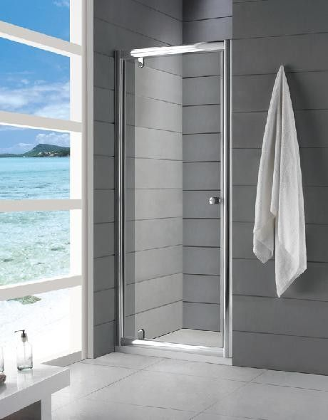 6mm tempered glass fully enclosed shower cubicle frameless s